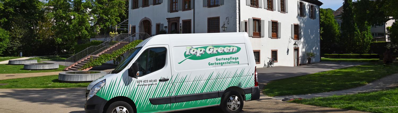 Top Green Gartenunterhalt Binningen Basel